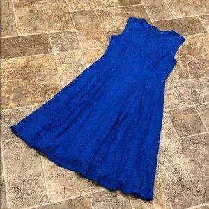 Calvin Klein women's size 6 midi length dress